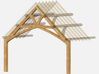 Soulace truss
